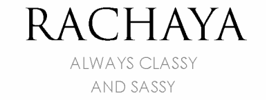 RACHAYA Classy & Sassy Plus Size Clothing fashion for women from Bangkok Thailand